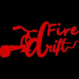 Logo fire drift