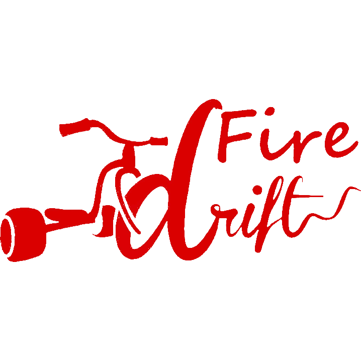 Logo fire drift